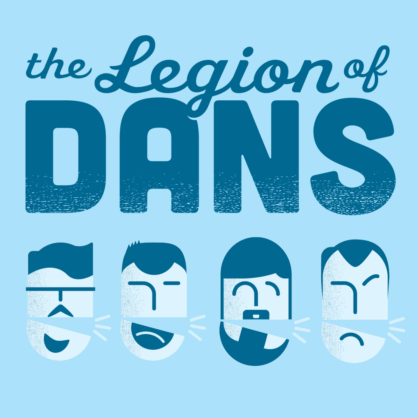 Podcasts – Legion of Dans